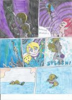 The Little Mermaid rp scene pg. 6 (last page) by XSreiki772