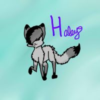 This is Haley by TLartist