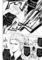 Doujin Vergil devil may cry by ultimatewp