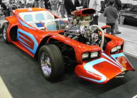 Car Crazy Kustom by colts4us