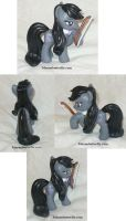 Octavia Custom FiM My Little Pony 2 by mayanbutterfly