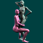 Alien Girls for V4 by Lord-Crios