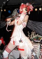 Emilie Autumn - live 3 by the-snakefood
