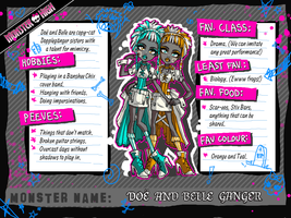 Monster High create a monster contest by CassandraJames