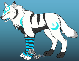 Wolf by 001-1815