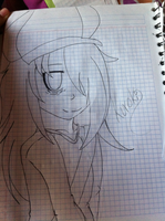 Tomoko-Chan(wip) by XCuteChocolate99X
