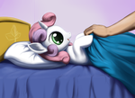 Good Night, Sweetie Belle by Sokolas