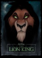 Scar poster by WingsofaButterfly202