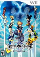 Kingdom Hearts Wii by XxAcGXx by gamefanclub