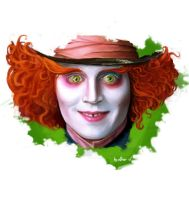Mad Hatter by art418