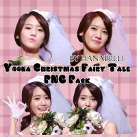 Yoona Christmas Fairy Tale PNG Pack by HanaBell1