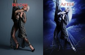 Before After 23 by FP-Digital-Art