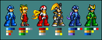 JUS: MegaMen by Xeon-Licrate