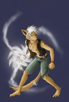 The fighter by fecama