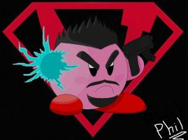 Angry Joe Kirby by LJPhil