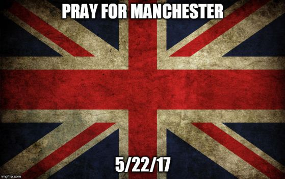 Manchester tribute 2 by Jax1776