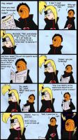 Deidara's horoscope by Bepo89