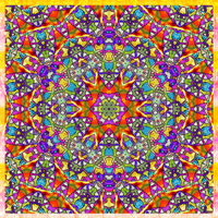 Kaleidoscopic Obsessions 16 by Leichenengel