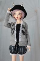 Minifee BJD Clothes by guppykisses