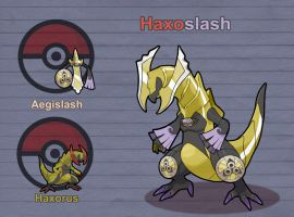 Poke Fusion - Haxoslash by PokeFusionMan