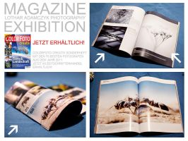 Magazine Exhibition by DREAMCA7CHER