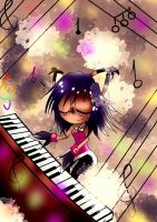 music is my life by NicoleLynx45
