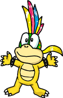 Lemmy Koopa by webkinzspongebob