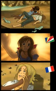 APH - The Little Seychelles by TechnoRanma