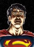 Superman by Mleeg-Art
