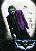 The Joker... by LinaPrime