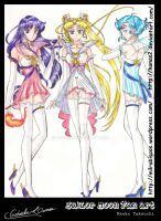 Sailor Moon updated by hanaS2
