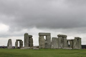 Stonehenge 15 by Tasastock