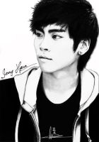 Shinee - Jong Hyun by WilliamTin