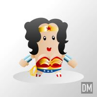 Wonder Woman by DanielMead