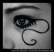 Gothic MakeUp .:12:. by Elyriah