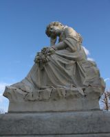 Forestvale Cemetery 22 by Falln-Stock