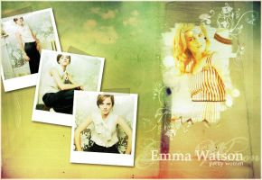 Emma Watson - pretty woman by AnbeliciousnA