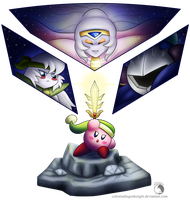30 Day Kirby Challenge - 22 - The Sacred Sword by CelestiaDragonKnight