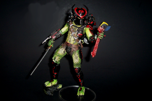 Drak'ar - 7-Inch Scale Custom Action Figure by Drakhand006