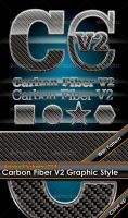 Carbon Fiber Illustrator Style by gruberdesigns