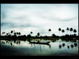Kerala , India by thedrummerboii