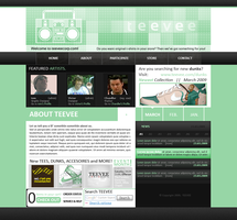 Teevee layout by NoodlessAnimera