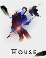 House MD. Wallpaper by IronProd