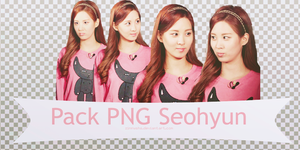 [25514] Pack PNG Seohyun by zinnyshs
