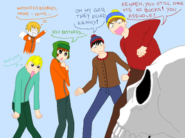 Kenny Died by Numbuh00