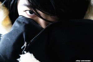 Izaya Orihara (2) by AwesomeShuri