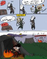 Dragon age, doodles 14 by Ayej
