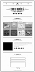 Retro One Page Template Free .PSD by emrah-demirag
