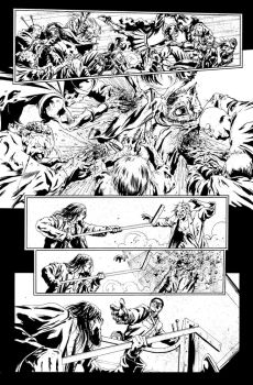 Army of Darkness Furious Road 4 Page 5 by kewber