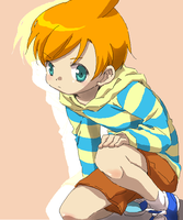 MOTHER3 claus_2 by ichiyon